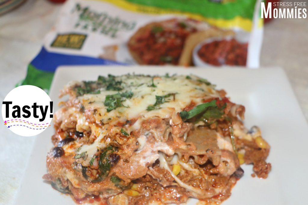 chorizo Mexican lasagna3