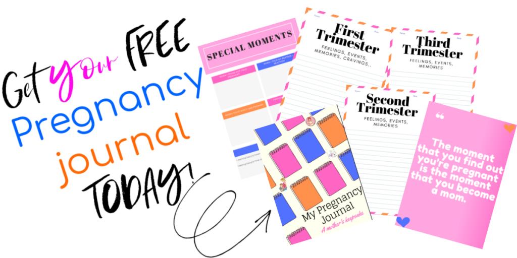 pregnancy planner printable pdf