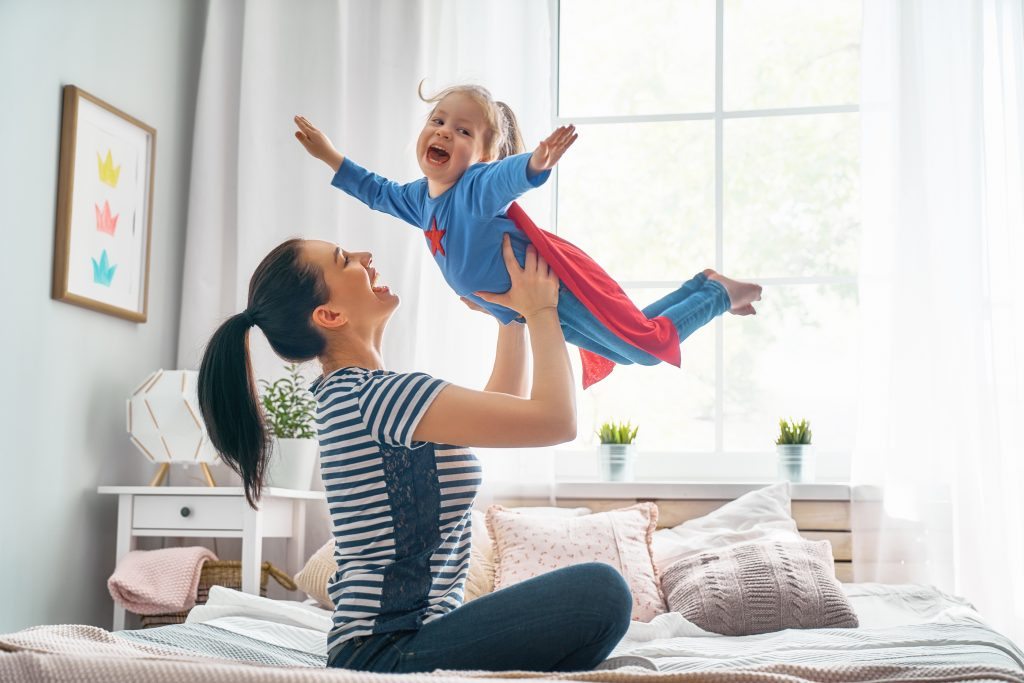 ideas to be a fun parent