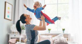ideas to be a fun parent
