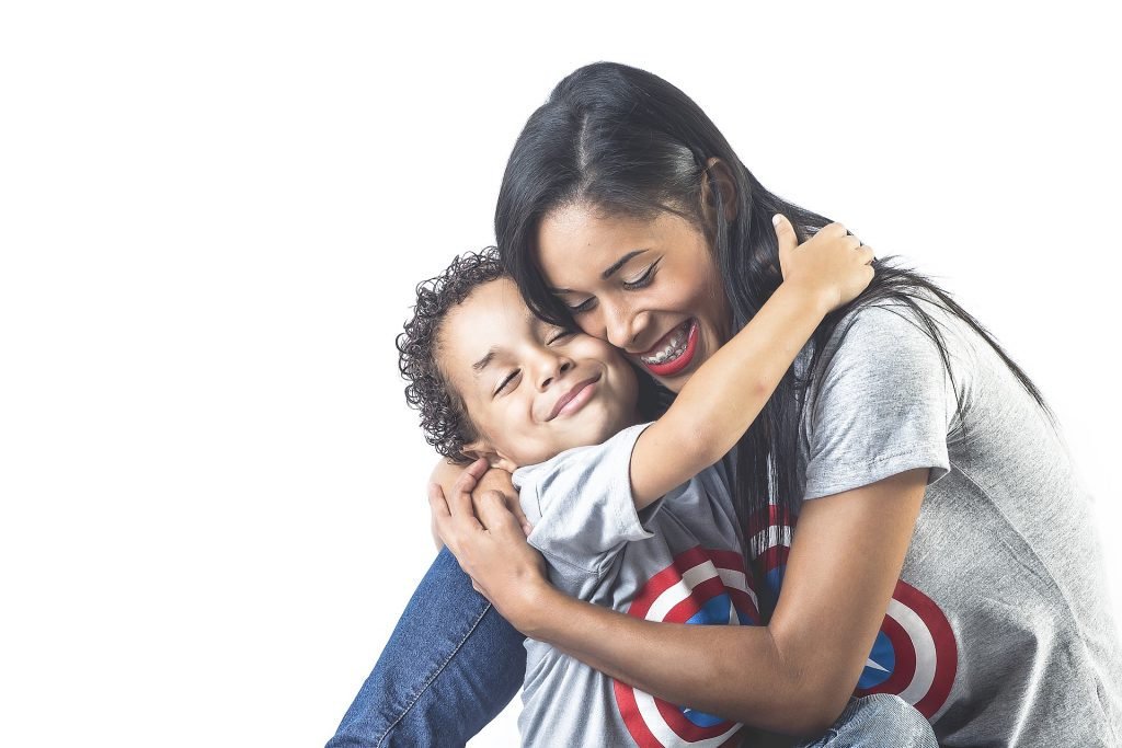 ways to be a fun and happy mom