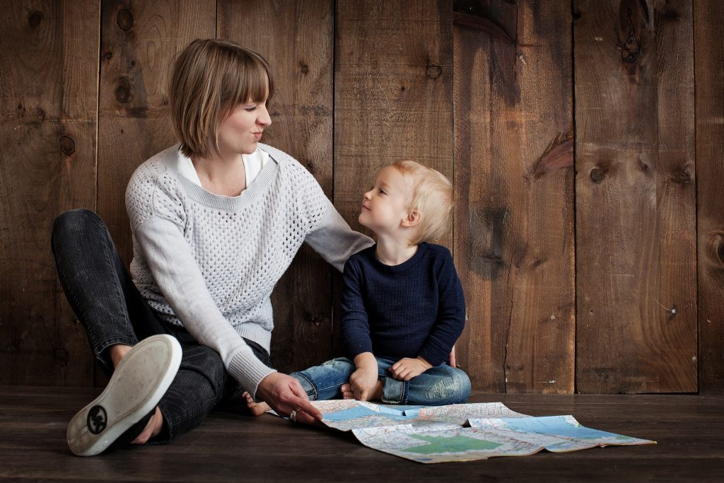 best tips to overcome mom guilt
