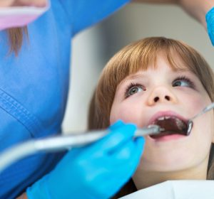 tips for dentist visits in kids