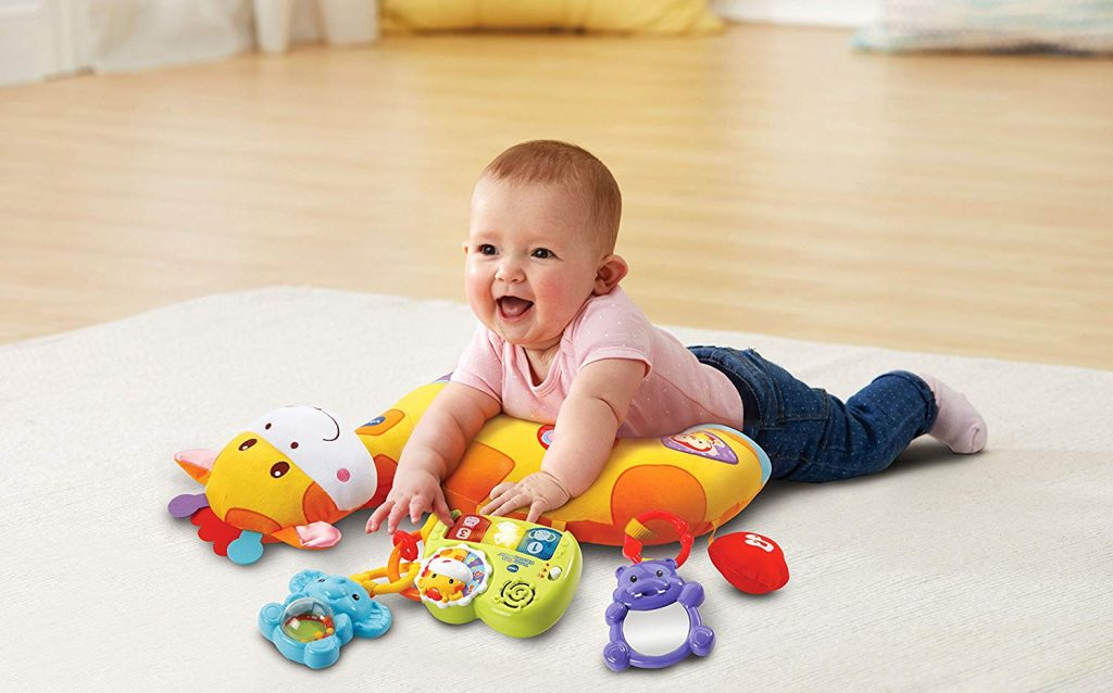 top tummy time products