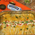 quick and easy breakfast enchiladas