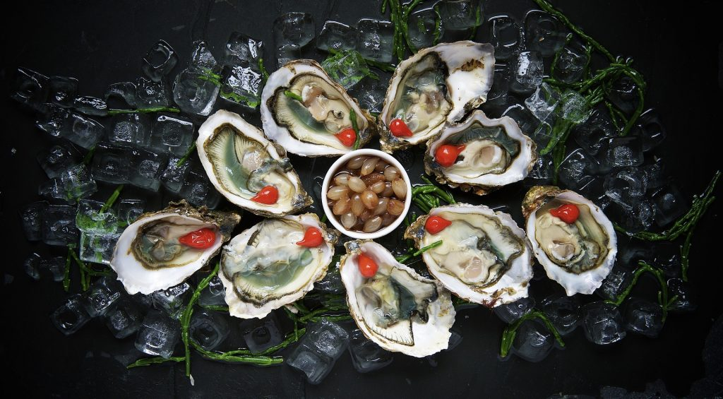 raw shellfish dangerous in pregnancy