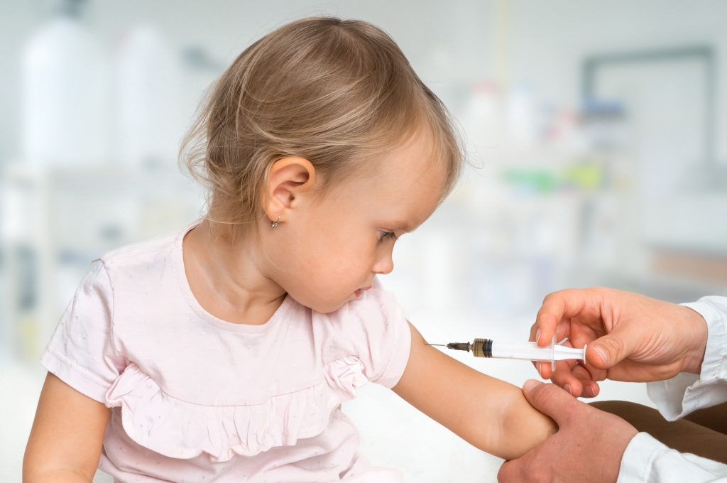 toddler tips during vaccines visits
